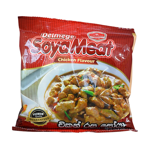 Delmege - Soya Meat Chicken Flavour 90g