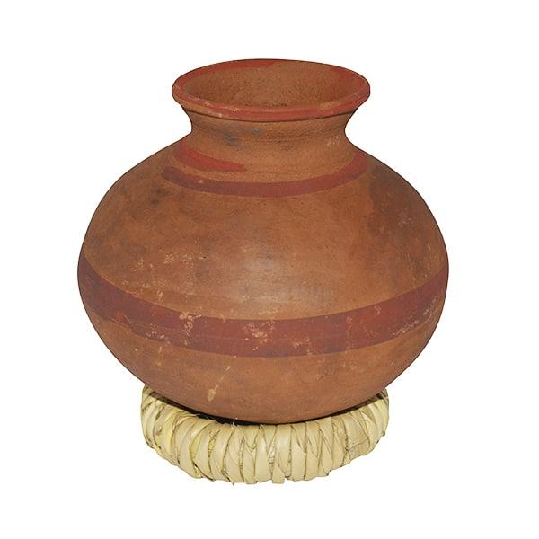 Clay Water Pot (nr. 1)